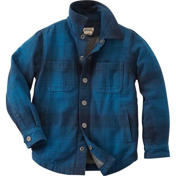 Kid's Flapjack Flannel Shirt Jac