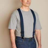 Men's Contractor Suspenders STONE ONE SIZE