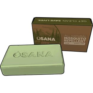 Osana All Natural Mosquito Repllent Soap