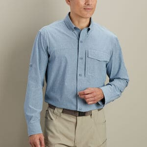 Men's Sol Survivor Long Sleeve Shirt