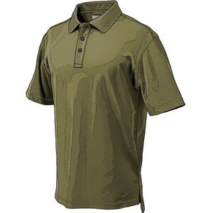 Men's Stretch Goals Knit Short Sleeve Polo