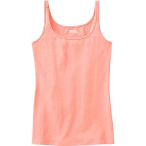 Women's No-Yank Thin Strap Tank
