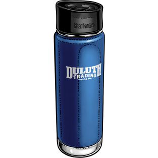 Duluth Trading 20oz Insulated Thermos SAPPHRE