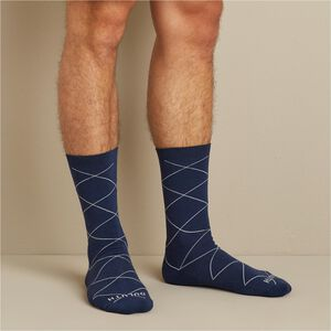 Men's Free Range Pattern 3-Pack Socks