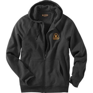 Men's AKHG Crosshaul Cotton Full Zip Hoodie Sweatshirt