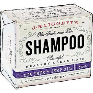 J.R Liggtett's Bar Shampoo Tea Tree