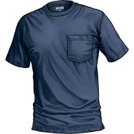 Men's Longtail T Trim Fit T-Shirt with Pocket NAVY