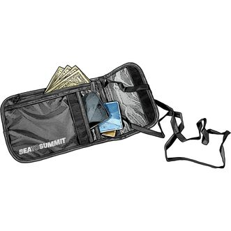 Sea To Summit Traveling Neck Wallet BLACK
