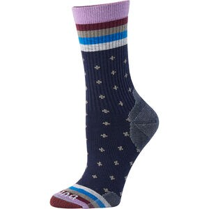 Women's Stay-Put Lightweight Crew Socks