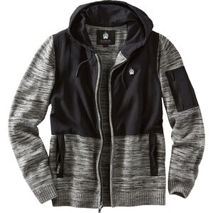 Men's AKHG Wateroff Merino Sweater Jacket