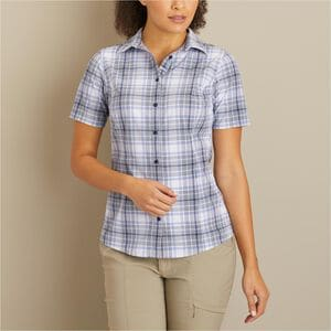 Women's DuluthFlex Sidewinder Short Sleeve Shirt