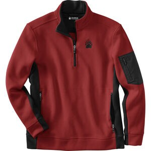Men's AKHG Graveltec Fleece 1/4 Zip