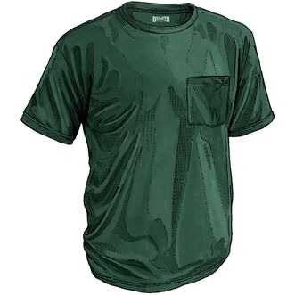 b86126cd5d670 Men's Longtail T Short Sleeve Shirt With Pocket | Duluth Trading Company