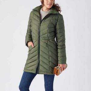 Women's Cold Reliable Down Coat