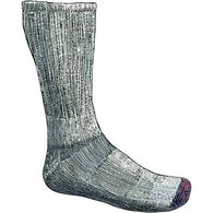 Men's Heavyweight No-Itch Wool Boot Socks GRAY LRG