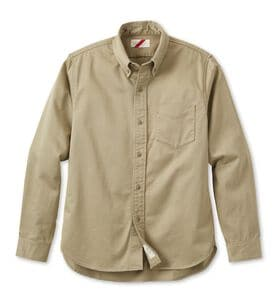 Men's Best Made Long Sleeve Standard Shirt