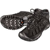 Men's Keen Targhee EXP Mid Waterproof Boots BLACK