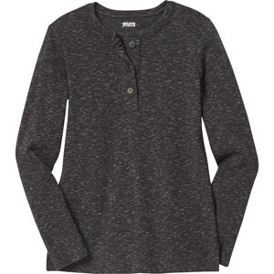 Women's Blue Ridge Long Sleeve Henley T-Shirt