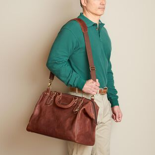 913461a5840c7 ... Leather AWOL Bag 2.0 ...