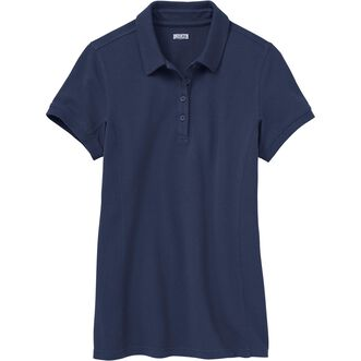 ... Women s Pique Short Sleeve Polo ABYSBLU ... f852c1076f
