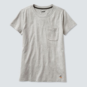 Women's 40 Grit Short Sleeve Pocketed T-Shirt