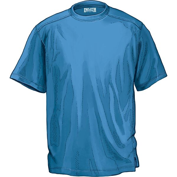 Men's Longtail T CoolMax Short Sleeve T-Shirt