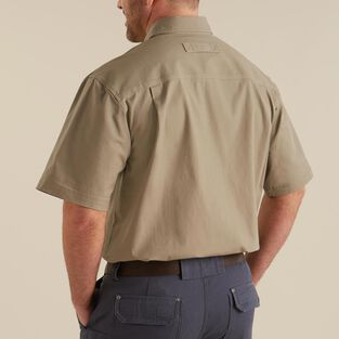 Men's DuluthFlex Fire Hose Short Sleeve Work Shirt