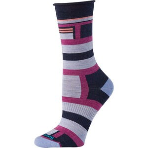 Women's Smartwool Non-Binding Pressure Free Striped Socks