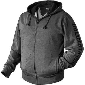 Men's Fleece Full Zip Logo Hoodie