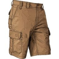 Men's DuluthFlex Fire Hose 12'' Cargo Shorts BROWN