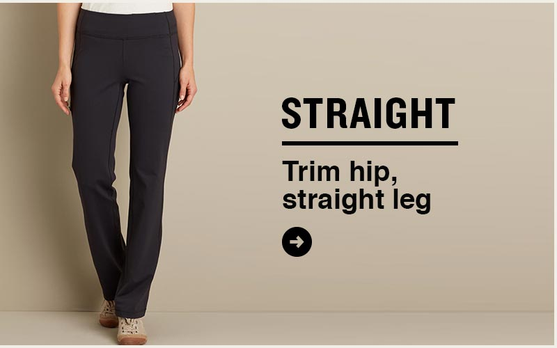 Women's Athletic and Active Pants | Duluth Trading Company