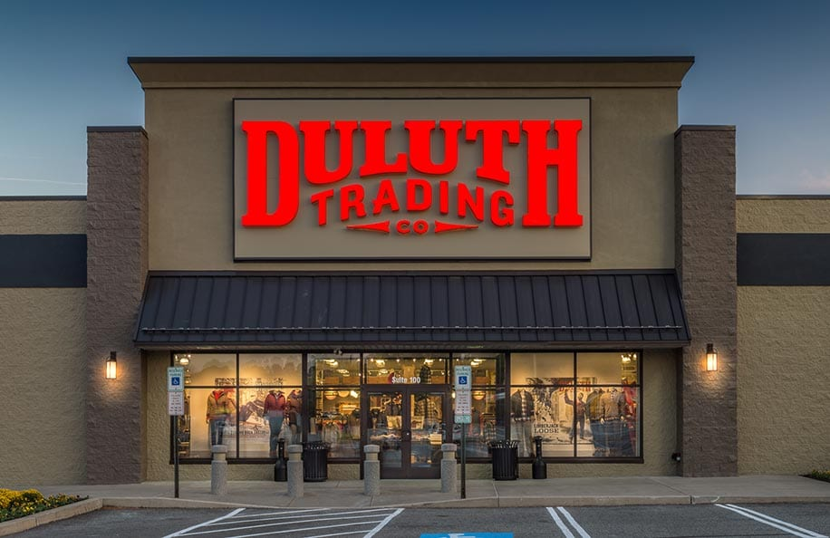 duluth trading company locations clothing trading company